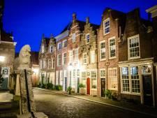 Dordrecht en Scrooge passen bij elkaar, al was het lastig om 'lelijke' plekjes te vinden in de stad