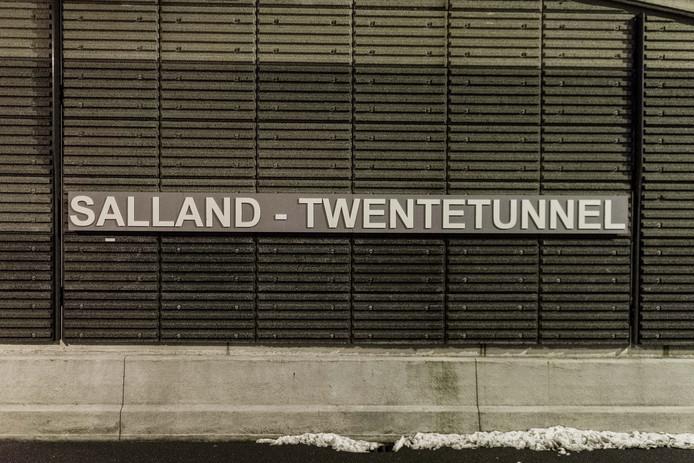 Twee dagen gaat de tunnel vanwege onderhoud dicht
