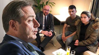 """De Wever in gelekte nota: """"Premier Michel heeft ouders Mawda in slachtofferrol geduwd door ze uit te nodigen"""""""