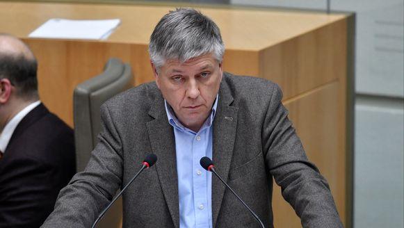 Minister van Welzijn Jo Vandeurzen (CD&V).