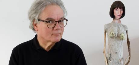 Tom America zoekt de ziel van de poëzie met Delphine Lecompte