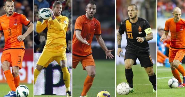 Van Gaal Passeert Grote Namen Bij Oranje