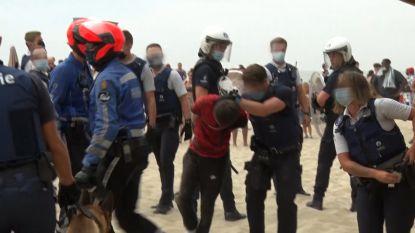 Minderjarige die betrokken was bij massale vechtpartij in Blankenberge kent zijn straf