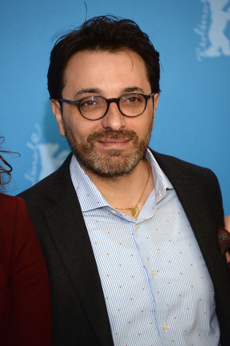 Regisseur Mohamed Ben Attia: 'Ik wilde deze keer absoluut niets kunstmatigs.' Beeld WireImage/Dominique Charriau
