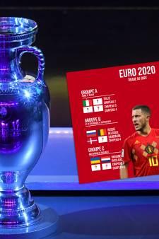 Chapeaux, groupes, barragistes: ce qu'il faut savoir sur le tirage de l'Euro 2020