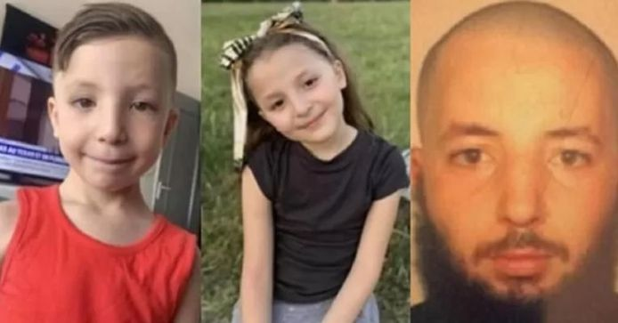 Les deux enfants avaient été enlevés par leur père au domicile de leur grand-mère, qui en avait la garde exclusive.
