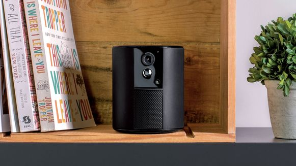 De Somfy One, een alarmsysteem met HD-camera.
