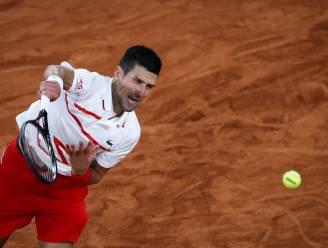 Novak Djokovic in mum van tijd naar tweede ronde, maar tegenstander maakt knapste punt