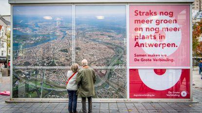 """Stad lanceert grootschalige marketingcampagne over Oosterweel: """"We hopen dat burgers zich achter 'werf van de eeuw' scharen"""""""