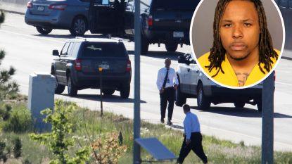 Uber-chauffeur schiet passagier dood tijdens rit op snelweg