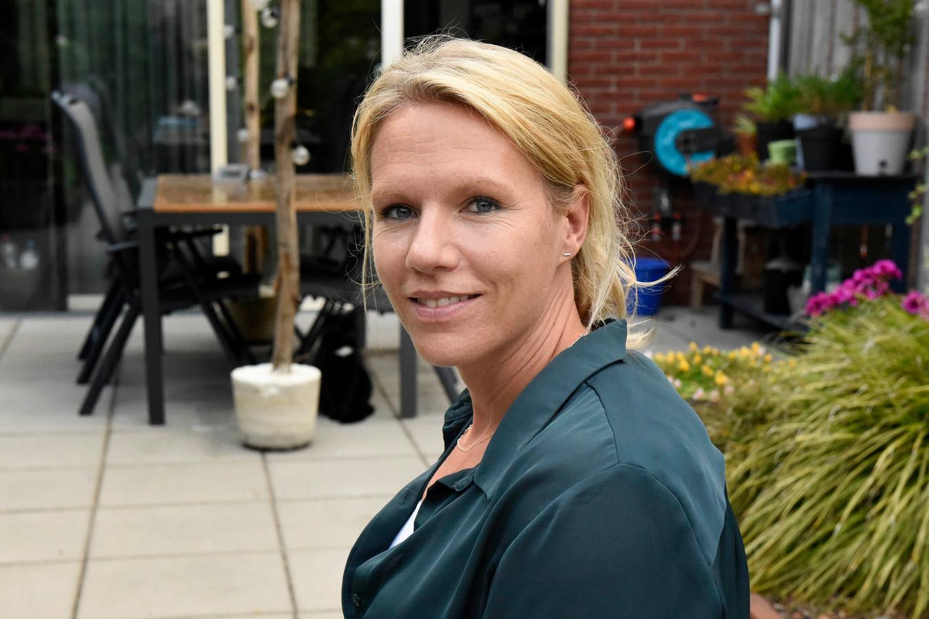 Rolstoeltennisster Esther Vergeer (38)
