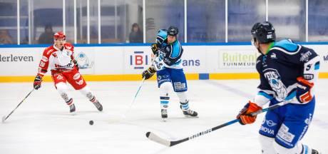 Einde seizoen voor Yeti's Breda na thriller tegen Flyers Heerenveen