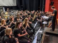 Gesol in Cuijk met Vierdaagse Orkest