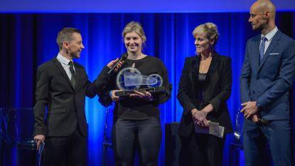 Kristallen Fiets voor 'Gouden Nicky': Degrendele verkozen tot beste Belgische renster van 2018