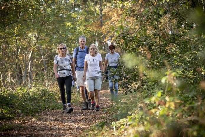 De Herfsttintentocht in Vasse is één van de grootste wandelevenementen van de gemeente Tubbergen.