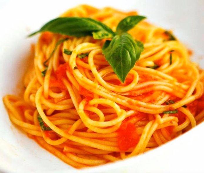 VOC Neteland serveert op 5 maart spaghetti