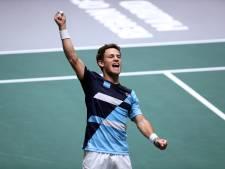 L'Argentine assure pour son entrée en Coupe Davis