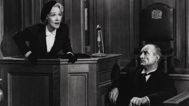 Witness For The Prosecution Beeld rv