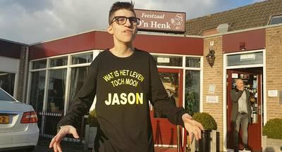 Jason jaagt zijn droom na in Prinsenbeek
