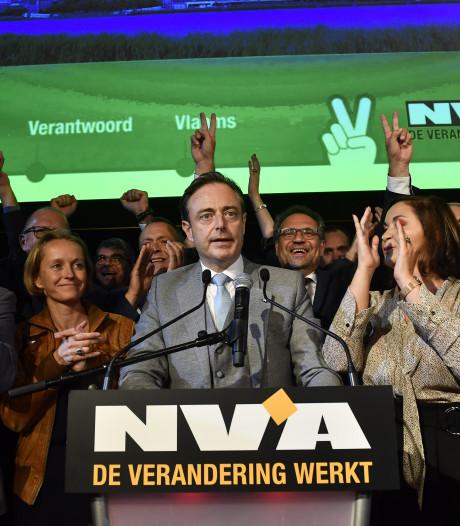 De Wever weer ruim de grootste in Antwerpen