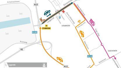 Abtsdreef vanaf zaterdagmorgen niet meer afgesloten van Dorpsstraat en Laageind (N111)