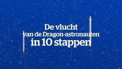UITGELEGD. De vlucht van de Crew Dragon-astronauten in 10 stappen