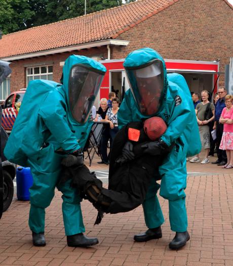 Actie brandweer Sas loont: drie kandidaat-vrijwilligers