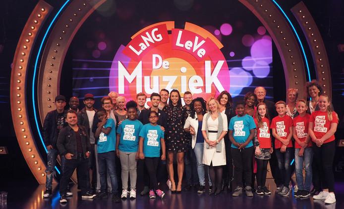 Octopus wint Brabantse aflevering Lang Leve de Muziekshow