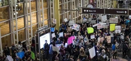Trump heeft vernieuwd inreisverbod VS nog niet rond, een week uitstel