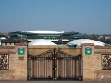 Duitse tennisvoorzitter: Wimbledon gaat vrijwel zeker niet door