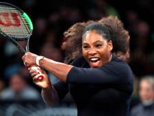 Serena Williams niet geplaatst bij Roland Garros
