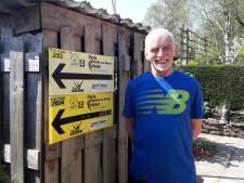 Snelwandelaar Ad Leermakers maakt de 40 Nachten van Loon vol