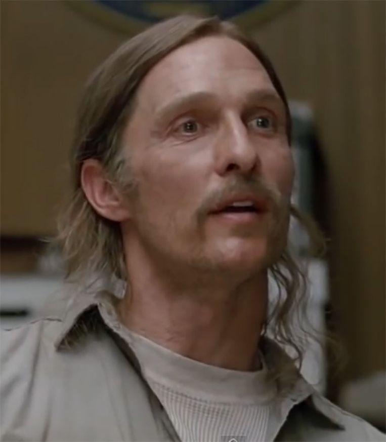 Matthew 'Rustin Cohle' McConaughey