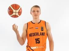 Basketballer Jonas Visser verkast van Zwolle naar San Francisco