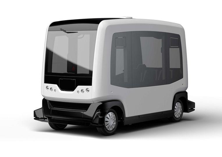 In december rijdt de eerste zelfrijdende personenauto op de openbare weg in Gelderland. Beeld anp