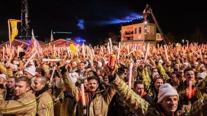 Kortrijk verwelkomde tijdens winter 1,9 miljoen bezoekers, mede dankzij de Warmste Week