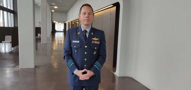 Basiscommandant Jeroen Poesen