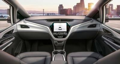 General Motors gaat volgend jaar auto verkopen zonder stuur, rem- en gaspedaal