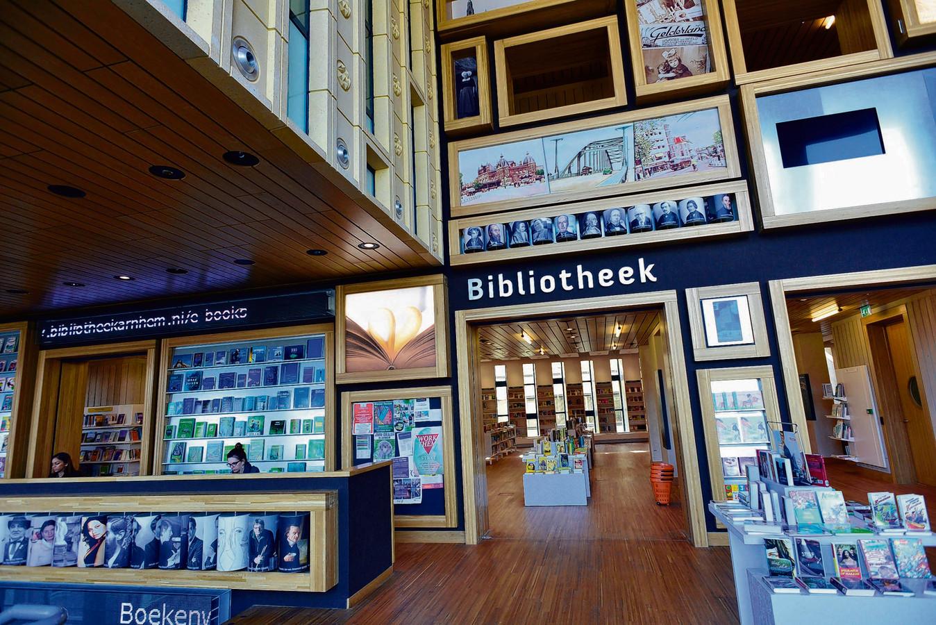 De bibliotheek in Arnhem. Foto ter illustratie.