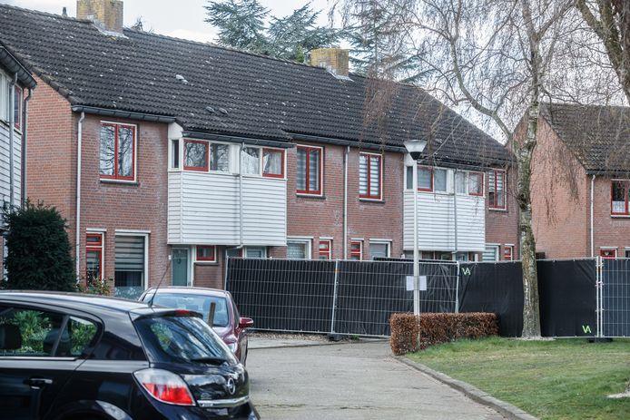 Gezinsdrama in een woning in de Dasseburcht in Etten-Leur.