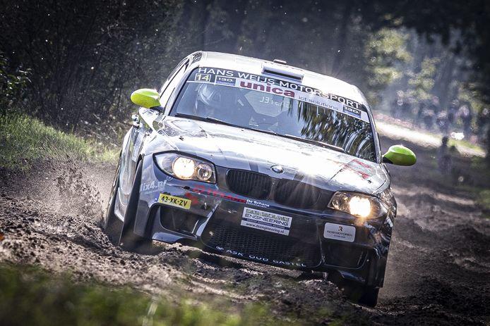De eerste editie van de Achterhoek Berkelland Rally in en rond Eibergen was vorig jaar een doorslaand succes.