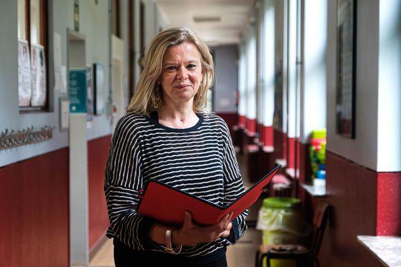 Ingrid Van der Veken van de AP Hogeschool.