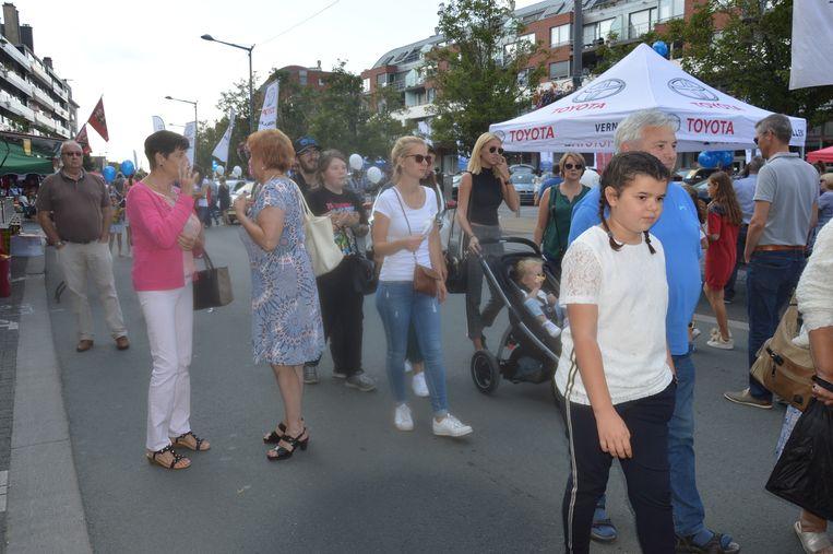 De jaarmarkt in 'Bohemian Chic'-sfeer lokte veel volk.