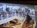 Fietsenwinkel binnen enkele minuten beroofd van 1 ton aan fietsen
