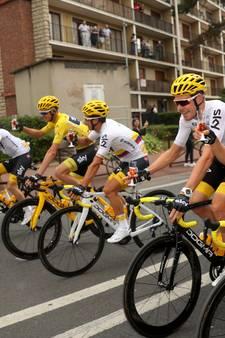 Team Sky grootverdiener in Tour, Team Sunweb derde
