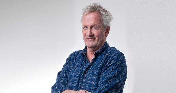 Egbert Jan Riethof (64) is journalist. Hij heeft een dochter (26) en een zoon (23). Egbert Jan woont in z'n eentje in een huis met drie verdiepingen.