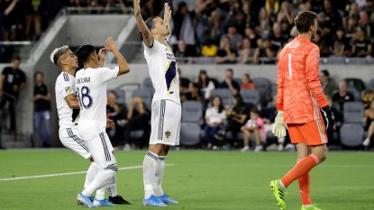 Ibrahimovic slaat weer toe in derby, maar 'rivaal' heeft laatste woord