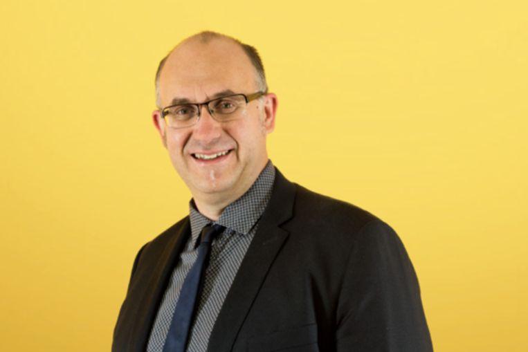Burgemeester Bart Seldeslachts.