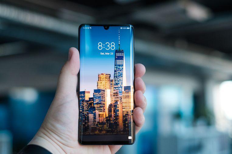 De Huawei P30 Pro, een van de betere smartphones van het moment.