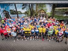 De Giro is nog bezig, maar 175 Tukkers trainen al voor 'Tukkers naar de Tour'